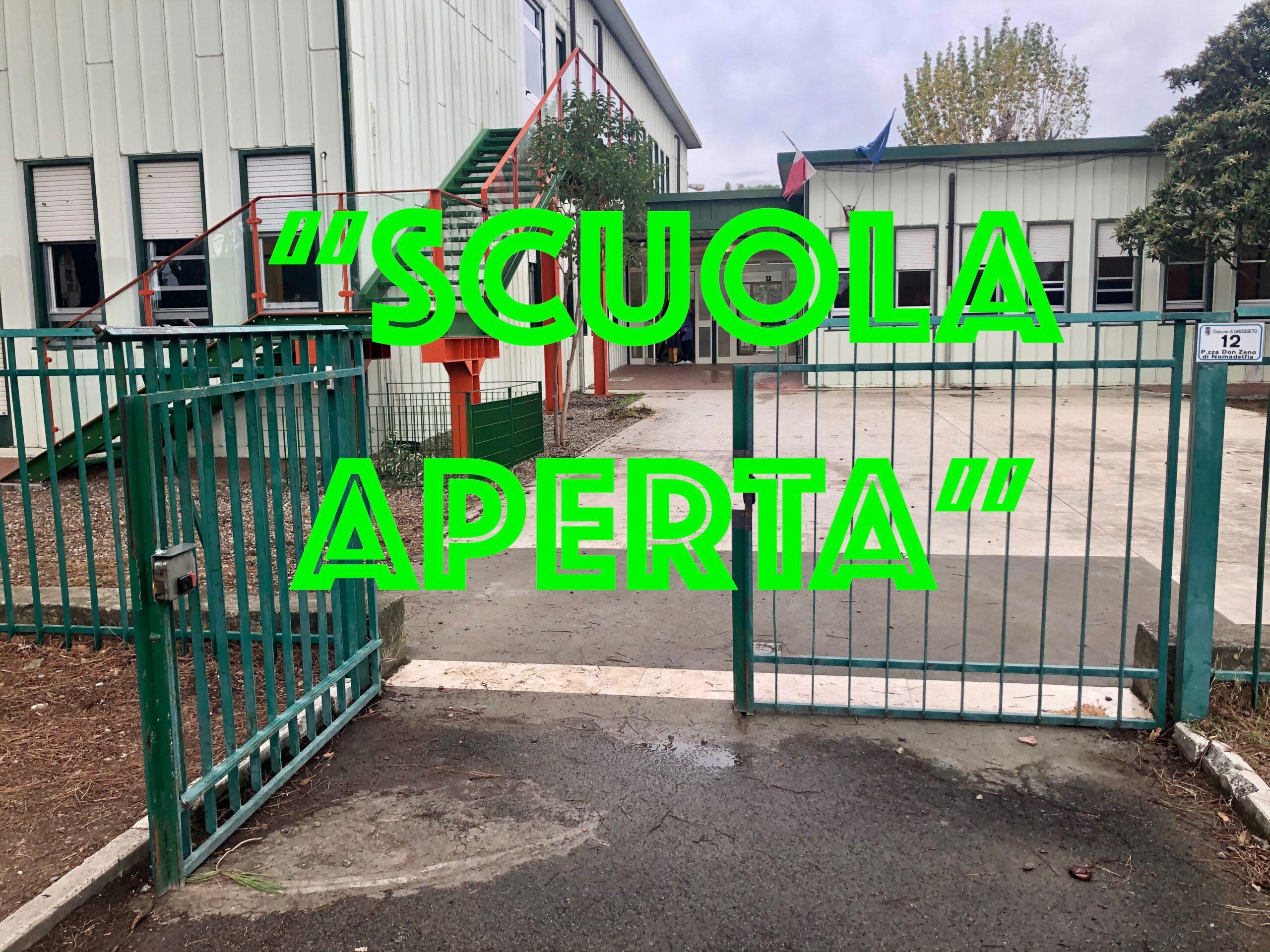 """GIORNATE DI """"SCUOLA APERTA"""""""